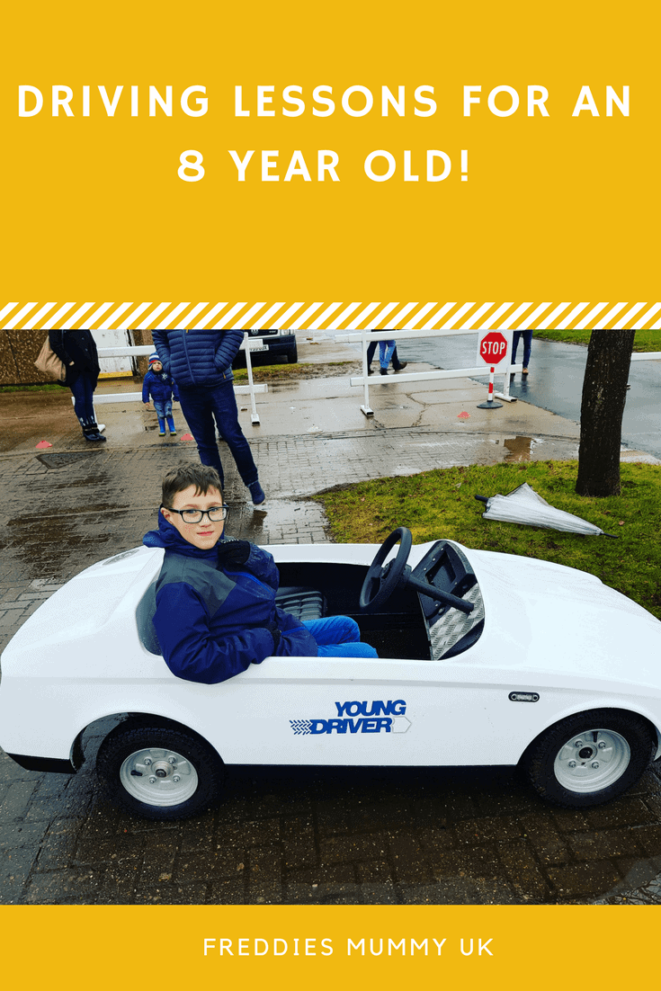 Have you thought about encouraging your children to drive at a young age? Well here is my review of driving lessons for an 8 year old.