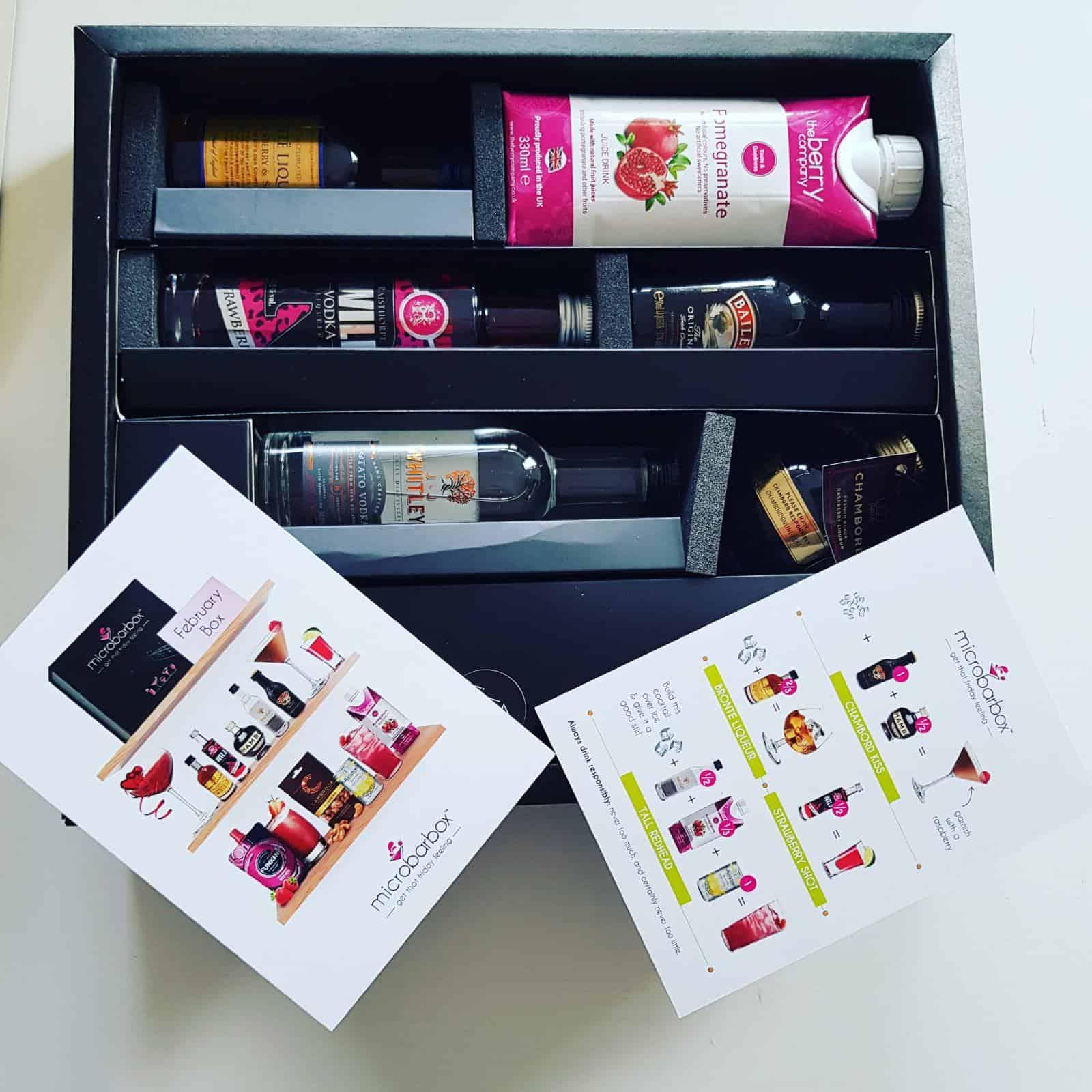 Microbarbox Subscription Box