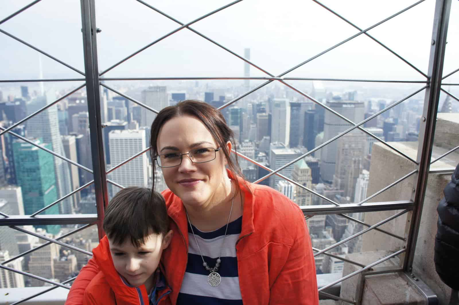 86th Floor of Empire State Building