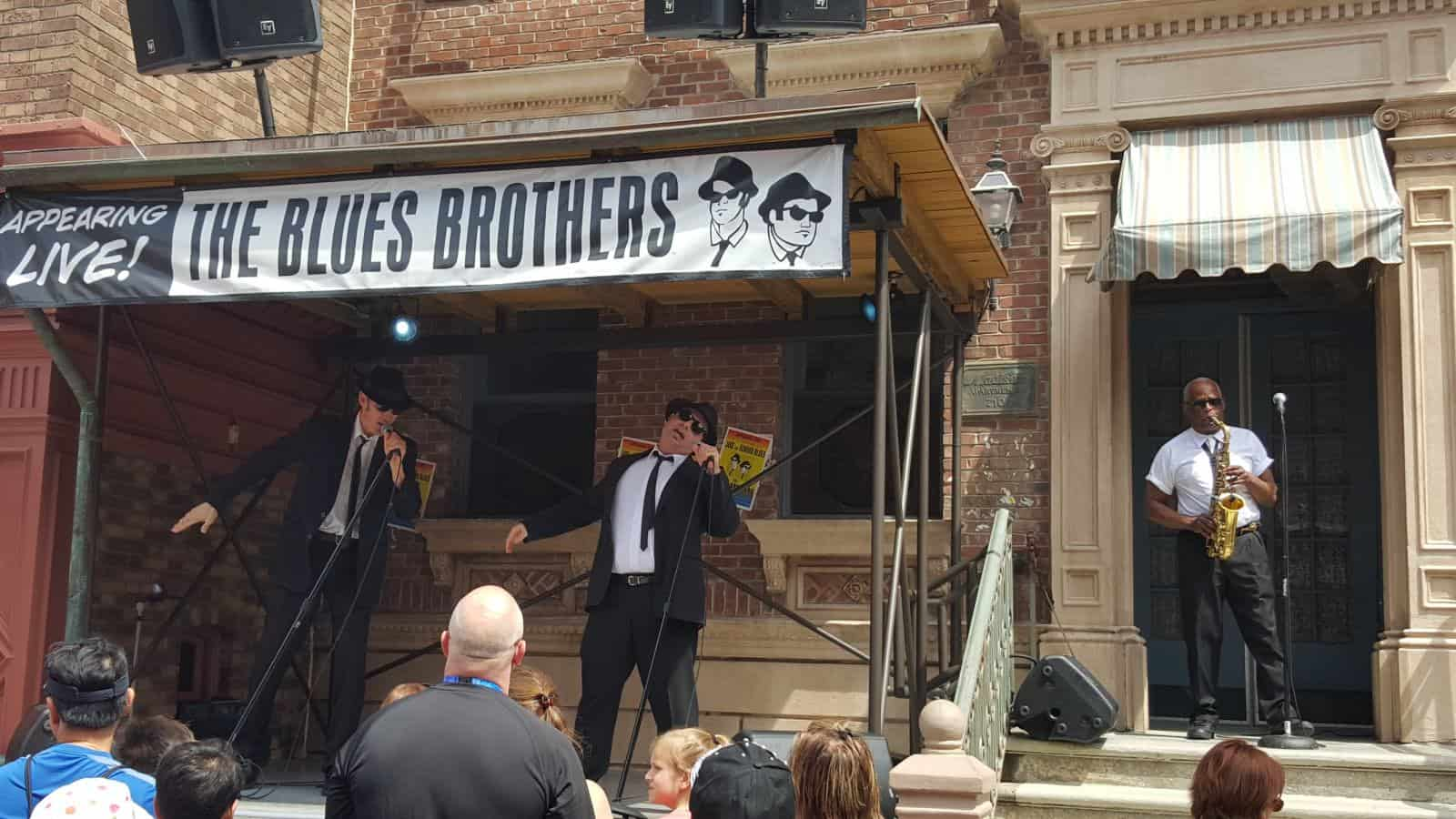 The Blues Brothers Show Universal Studios Orlando