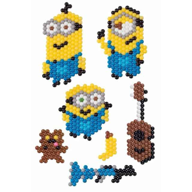 Aquabeads Minions Playset Completed