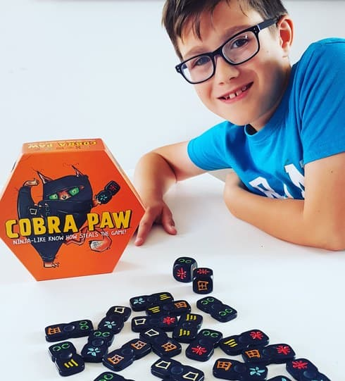 Cobra Paw Review - with Tom Vasel - YouTube