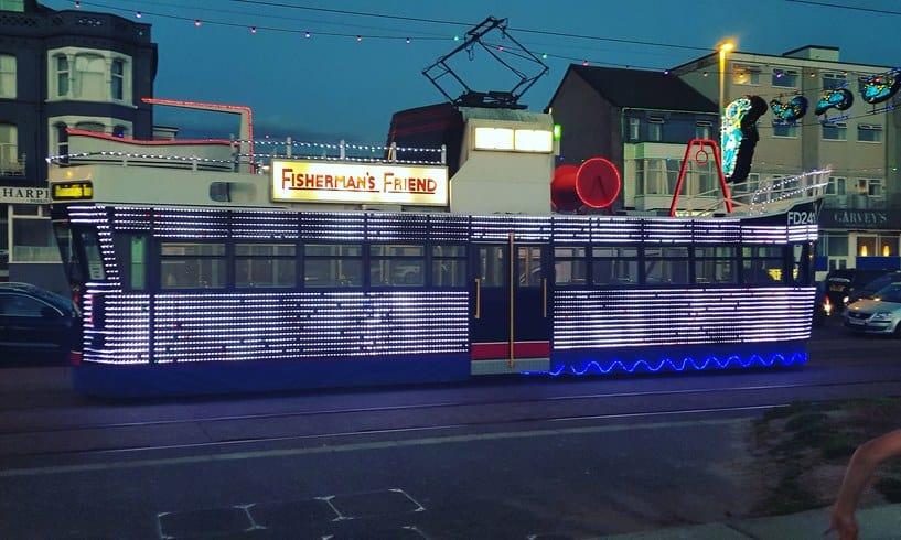 Blackpool Illuminations - Fisherman's Friend