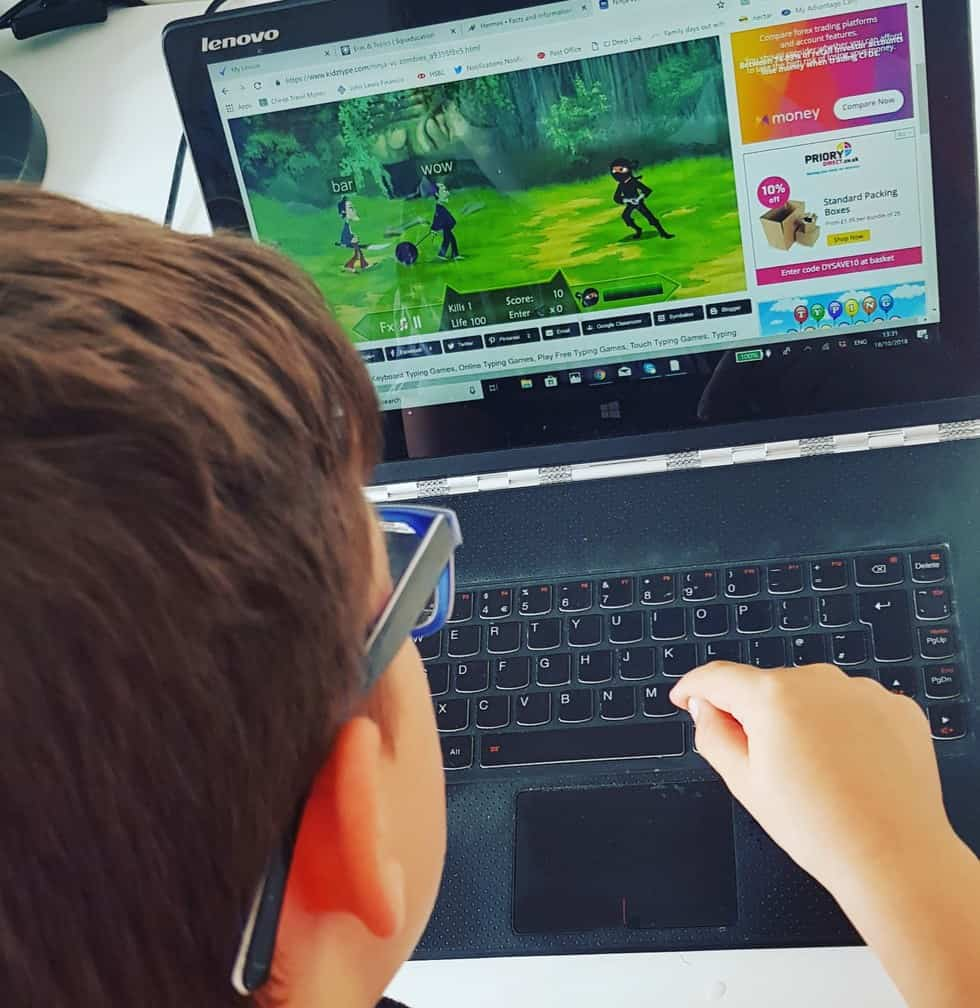 Learn How to Type the Fun Way with Free Typing Games for Kids