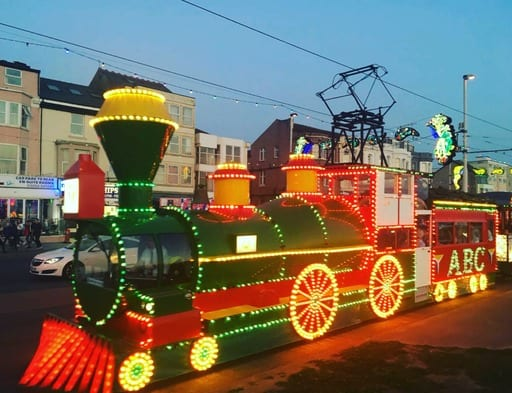Blackpool Illuminations and Things to do in Blackpool