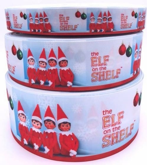 Elf on the Shelf Ribbon