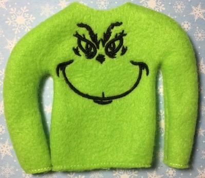 Elf Grinch